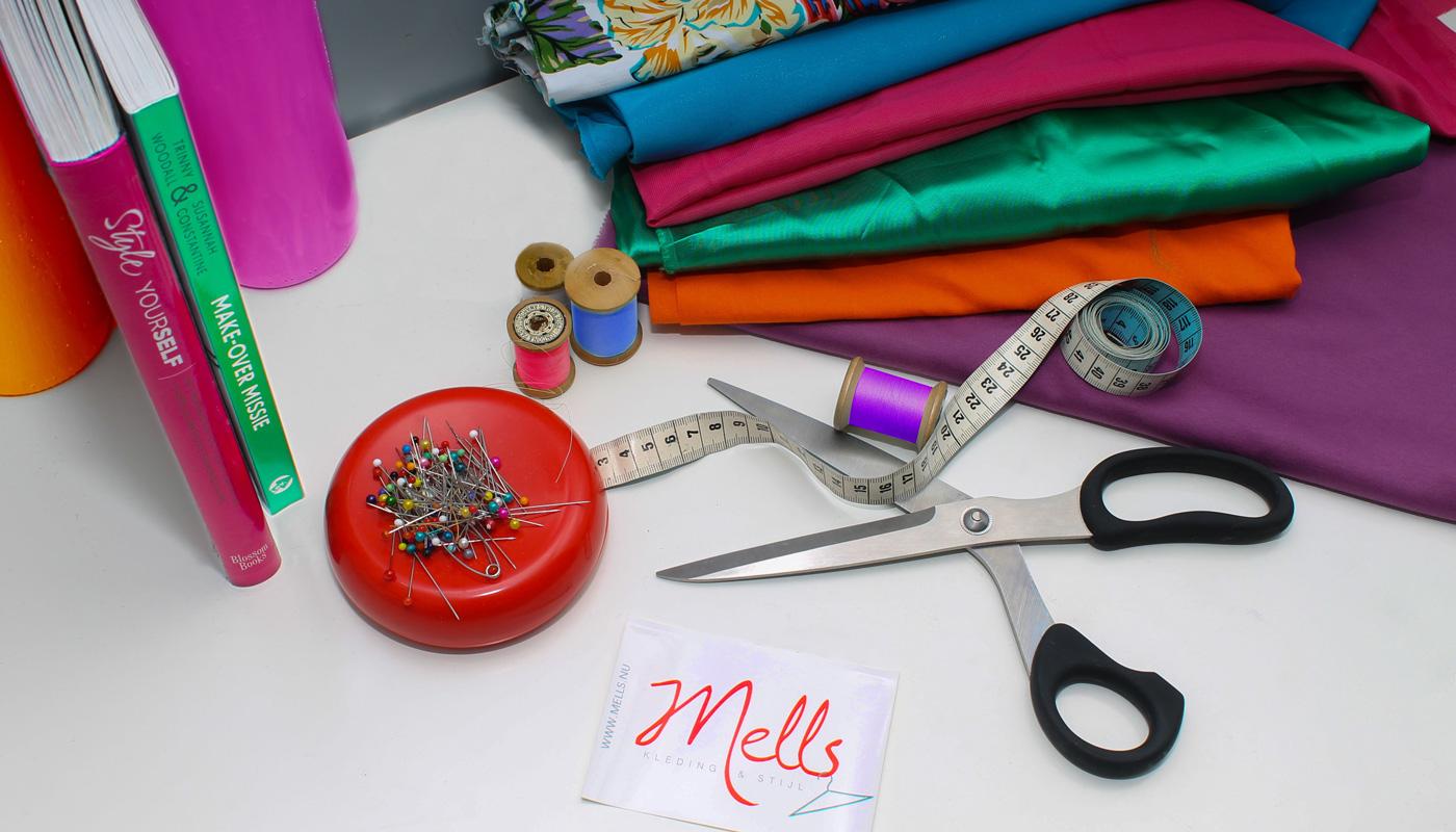 Mells kleding & stijl